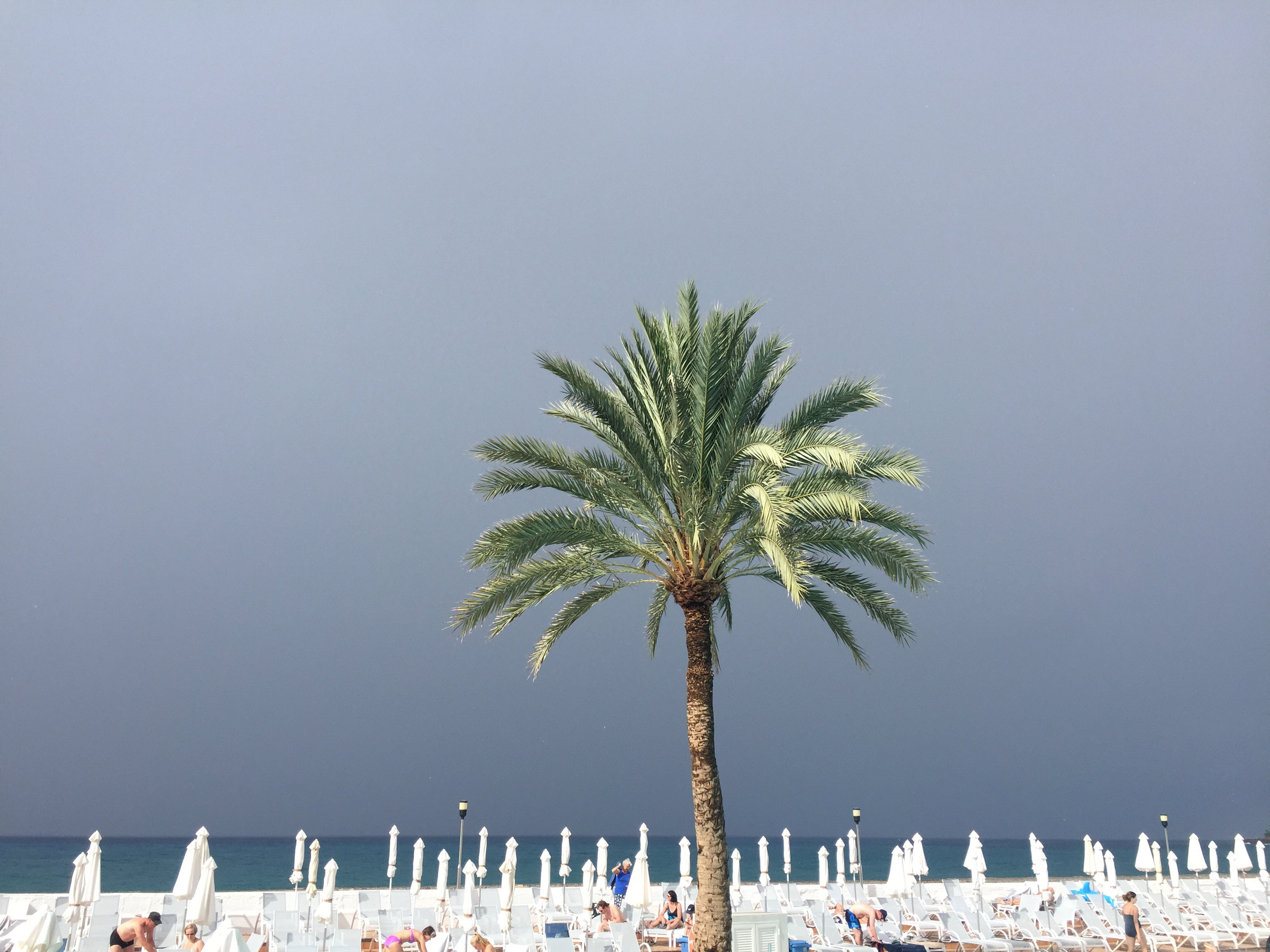 Ostadigt Väder På Gran Canaria Liniz Travel